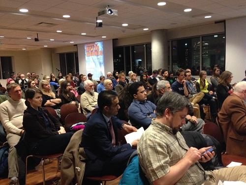Conférence sur le Cout humain des drones NOV 25 2013