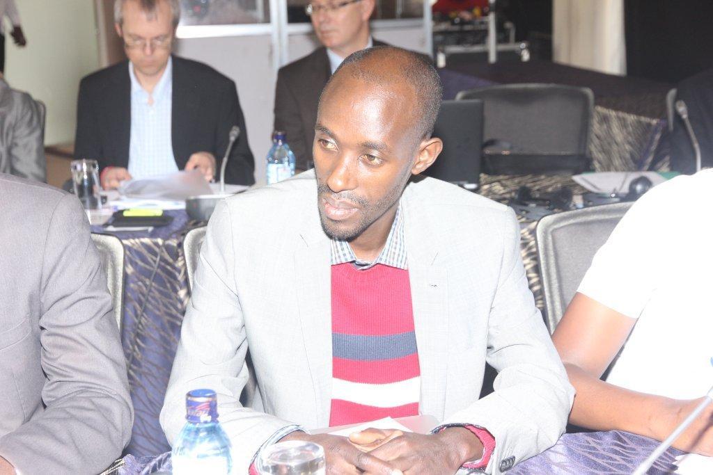 Nestor Nkurunziza - Conference Nairobi