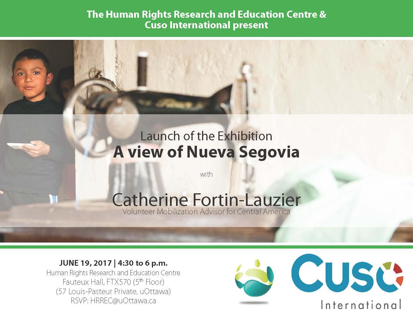 Exhibition - A View of Nueva Segovia