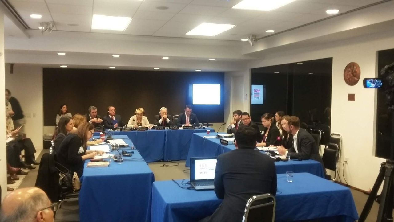 IACHR Hearings on December 2017