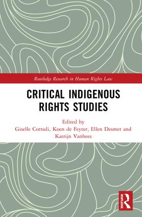Book: Critical Indigenous Rights Studies