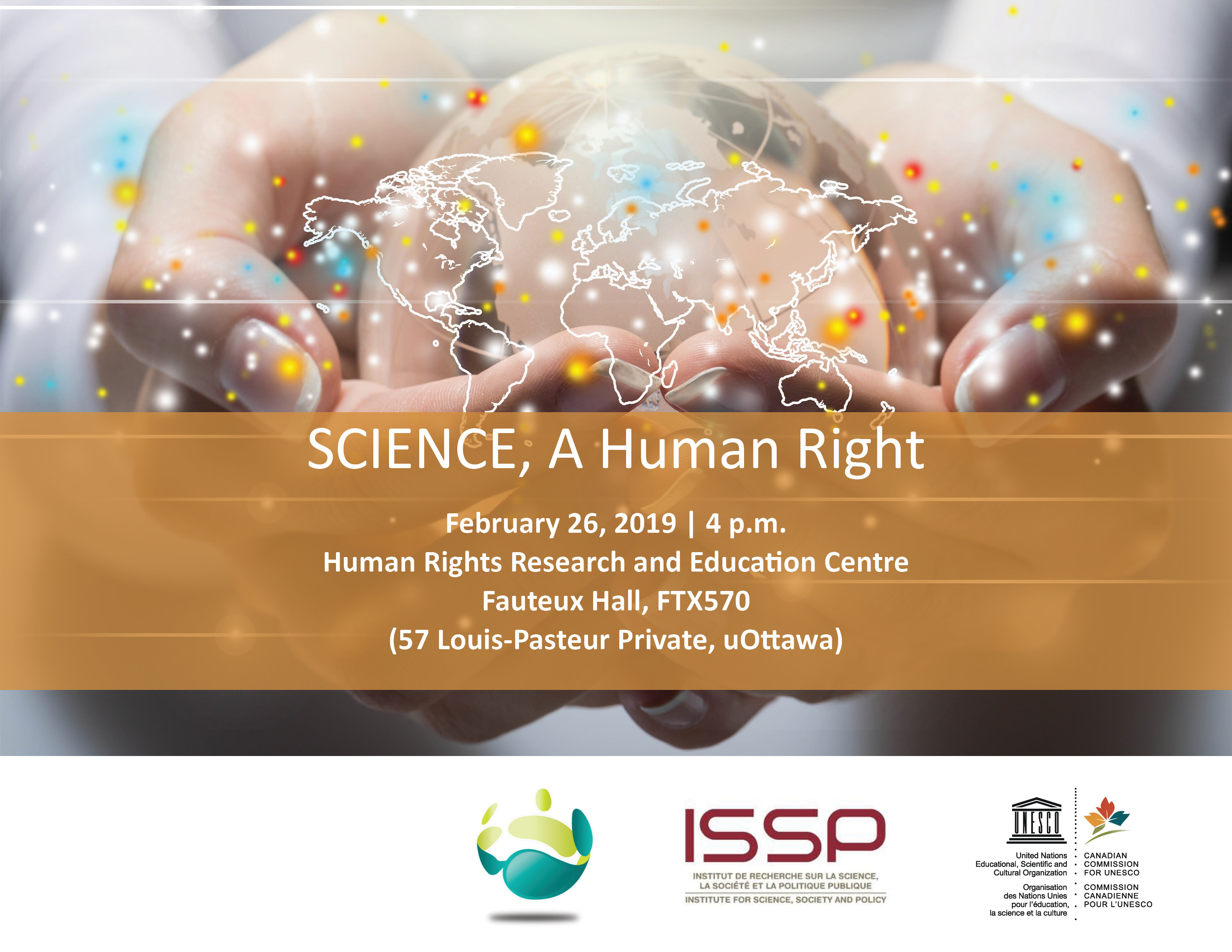 SCIENCE, A Human Right