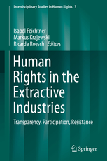 Book - Human Rights in the Extractive Industries
