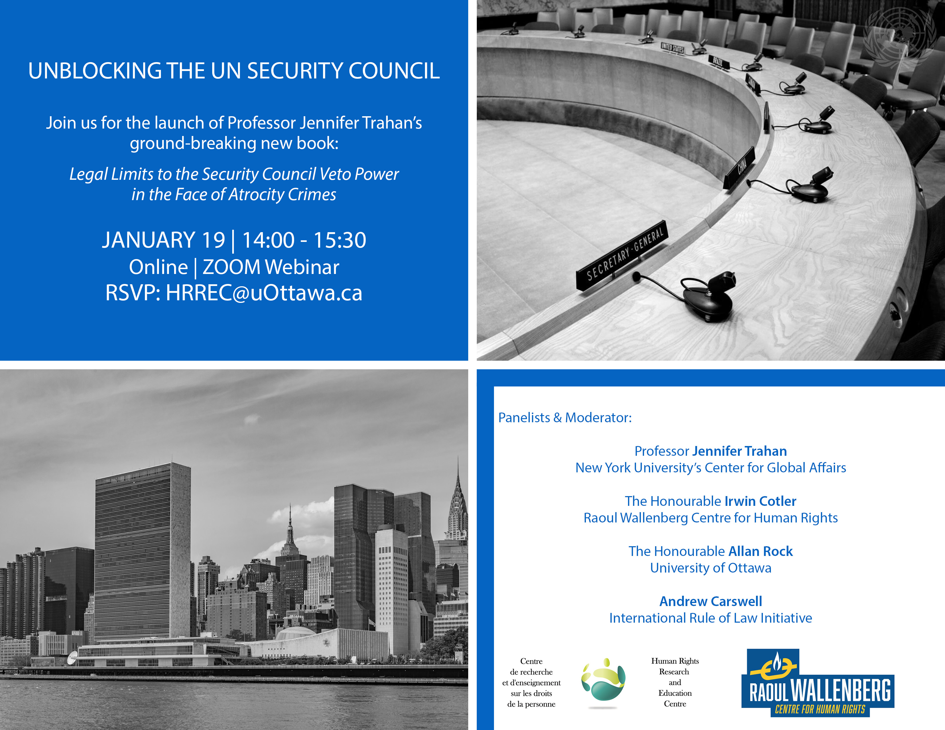 Webinar - Unblocking the United Nations Security Council