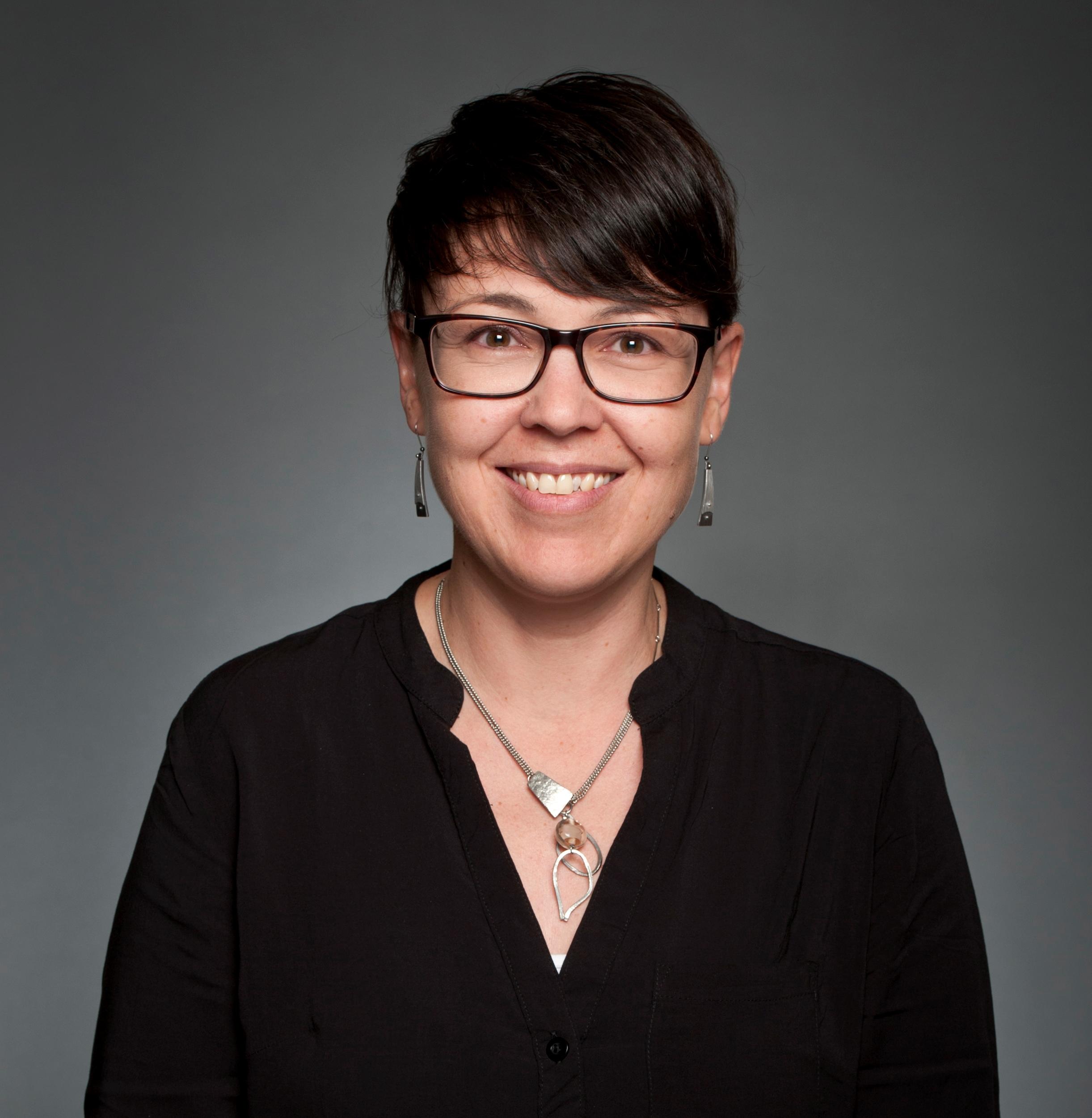Caroline Faucher - Communications Officer, HRREC   Agente de communications, CREDP