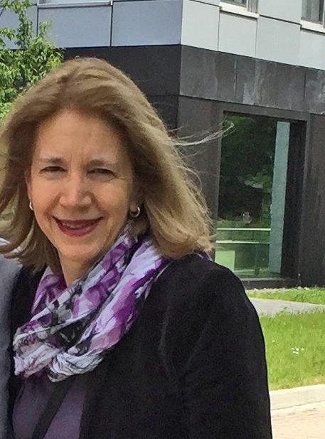 Janelle Diller, Chaire Fulbright sur les droits de la personne et justice sociale 2019-2020