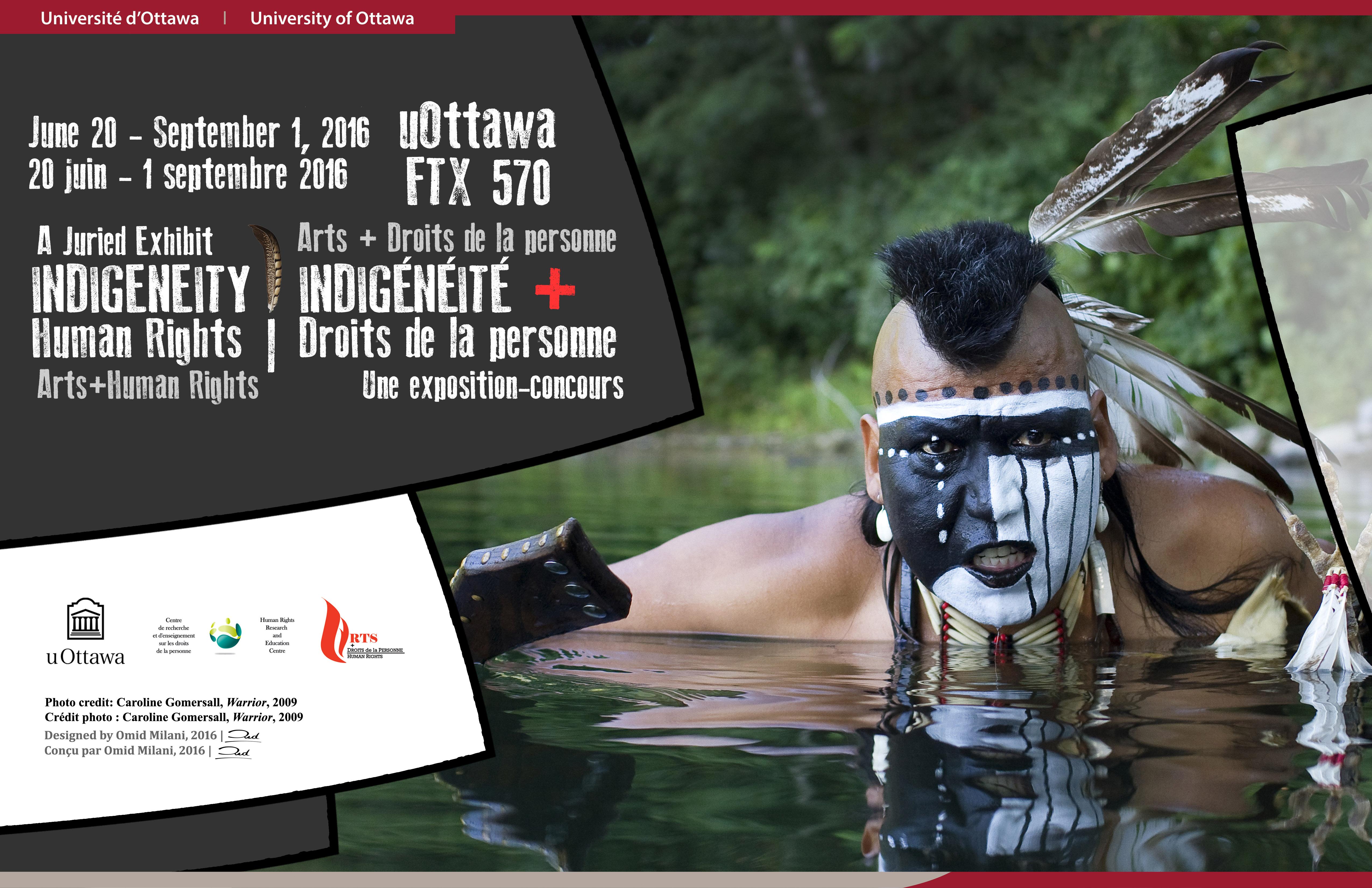 Exhibition Indigeneity | Exposition Indigénéité