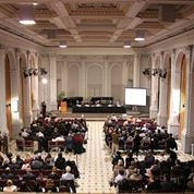 Full room for the Arar + 10 conference (Oct 2014).