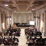 Une salle remplie pour la conférence Arar + 10 (Oct 2014).