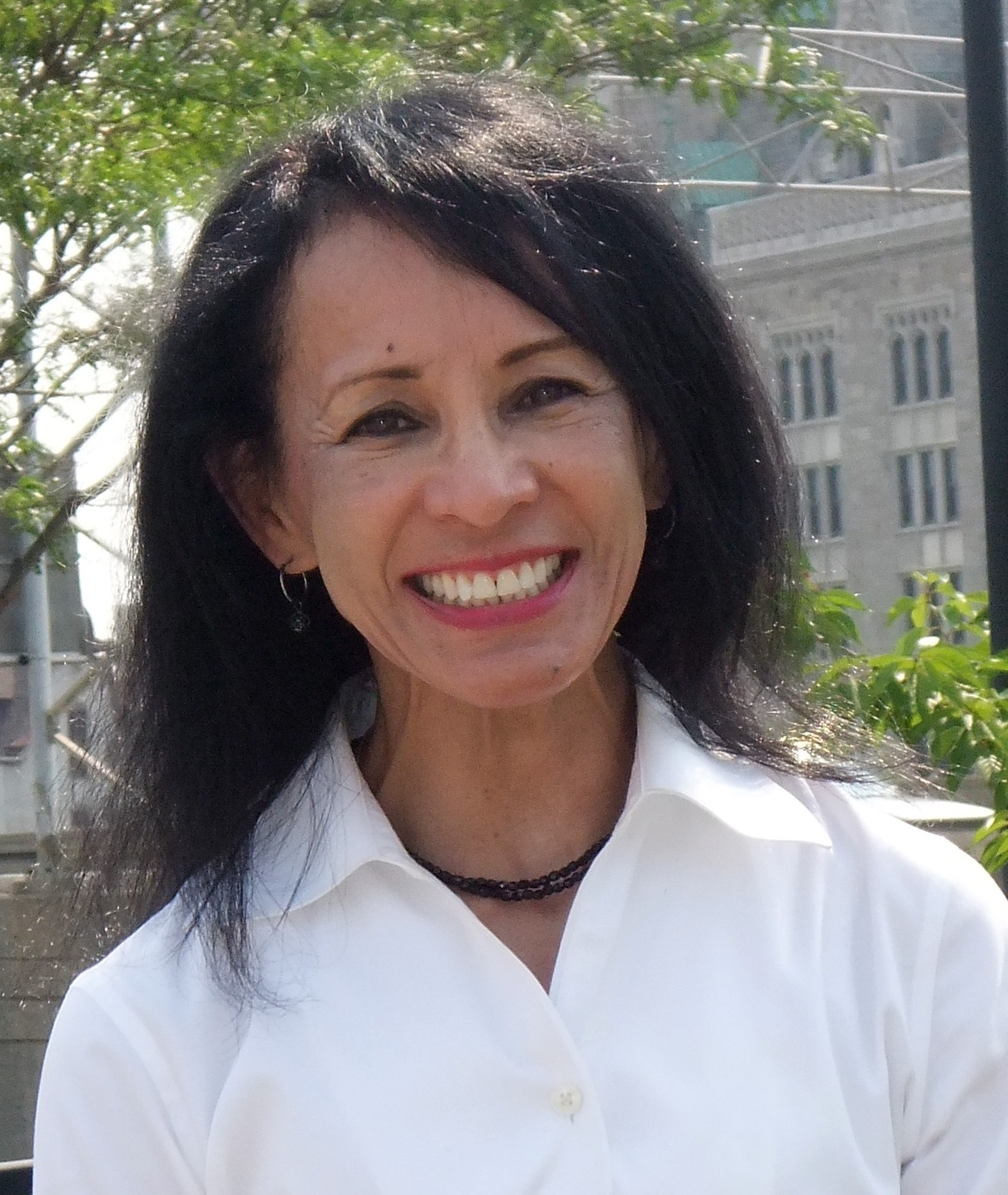 Gloria Lopez - Fulbright Chair 2016