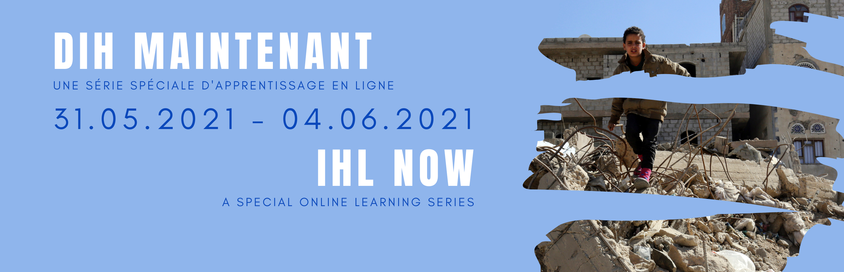 IHL NOW 2021: A Special Online Learning Series