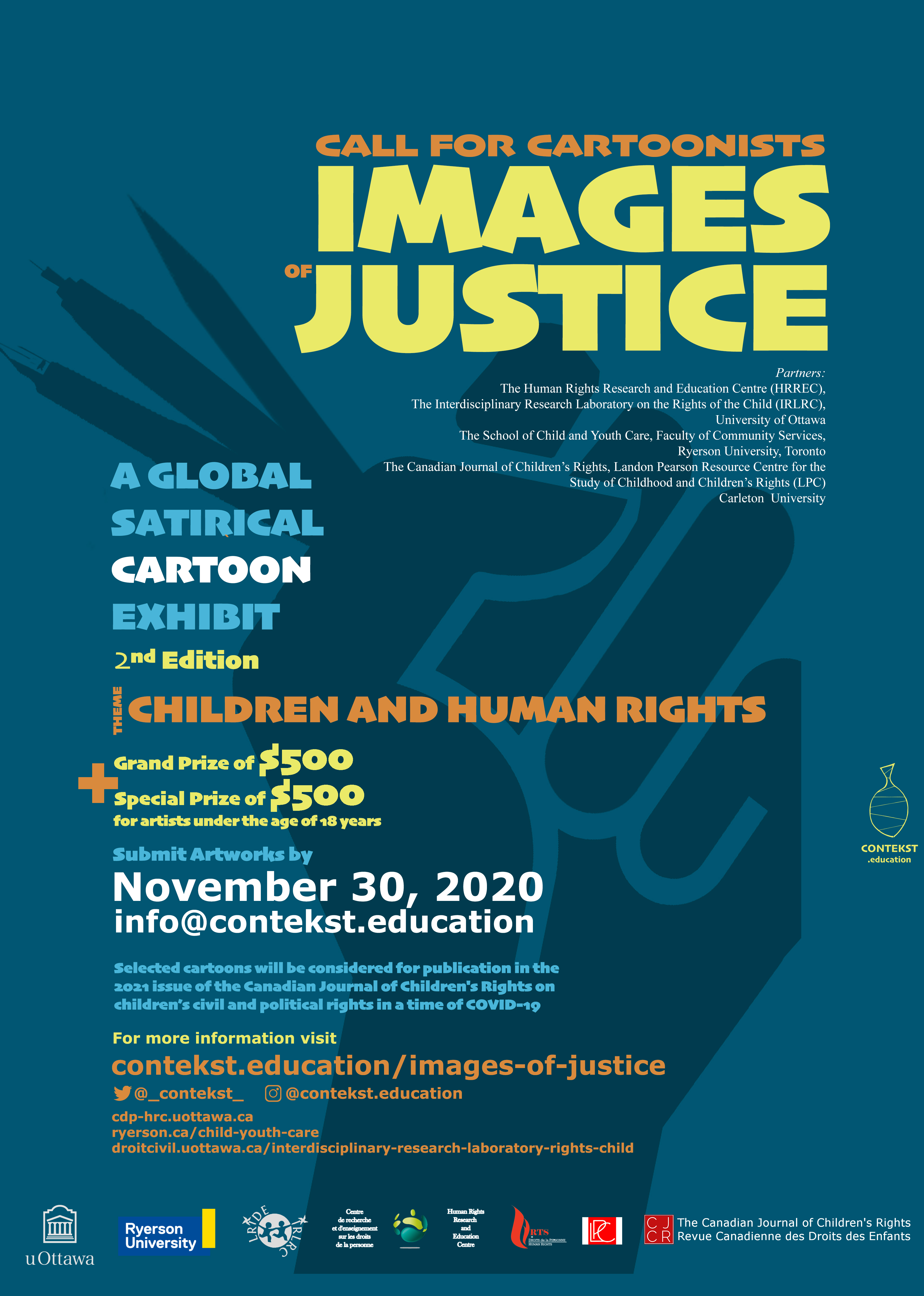 Images of Justice - Children and Human Rights