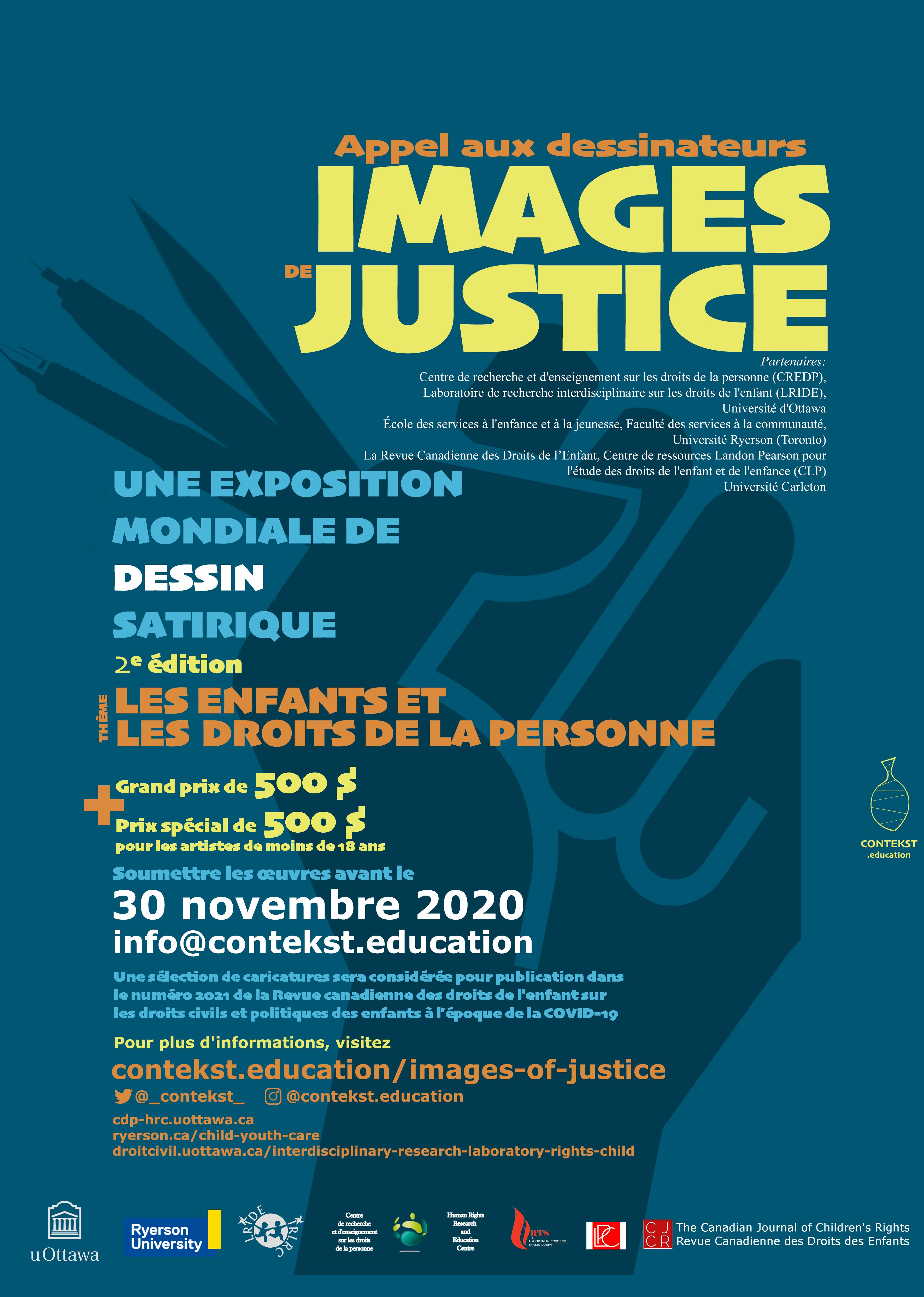 Images de la Justice - Les enfants et les droits de la personne