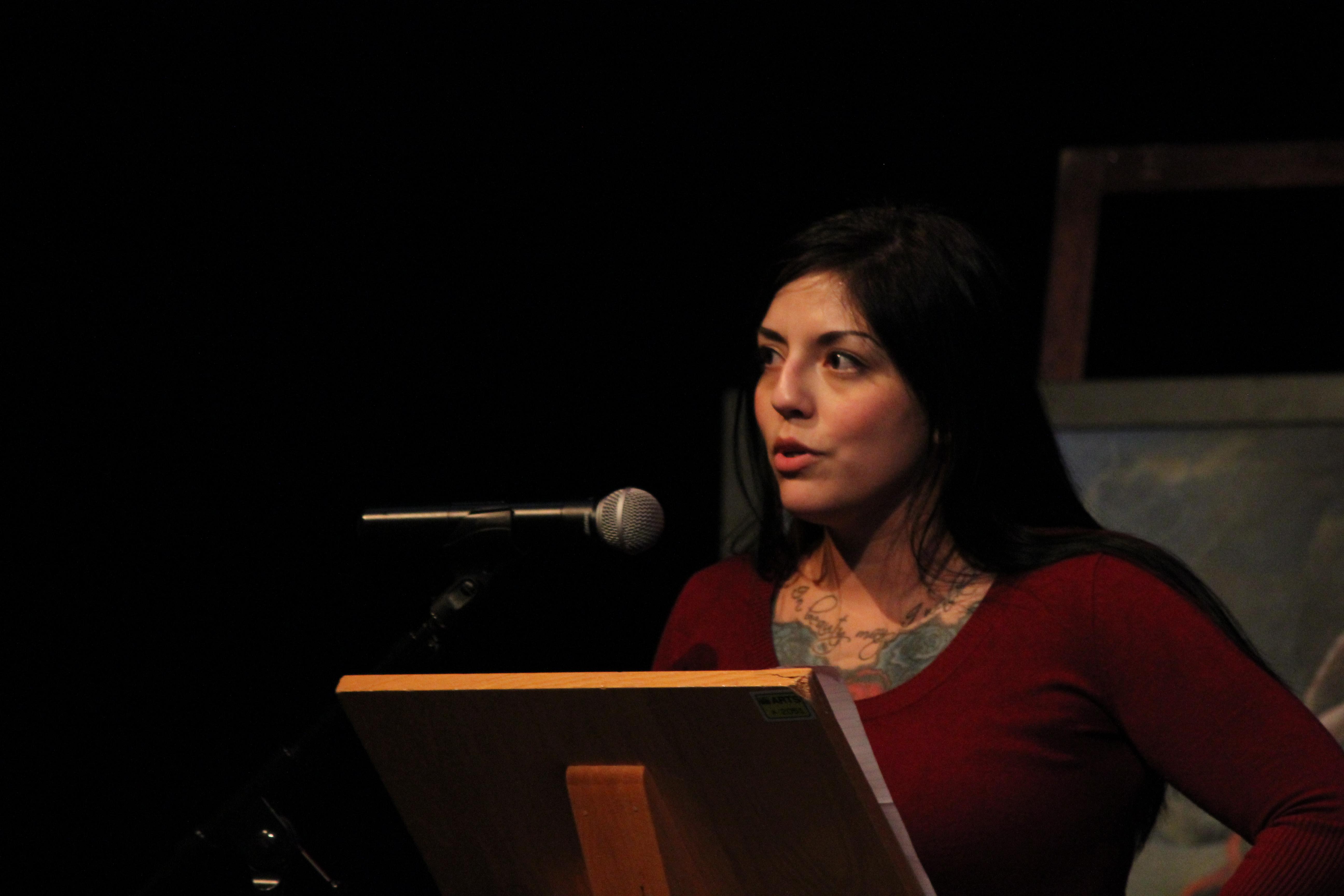 Cherry Smiley, Coordinator, Campaign of Solidarity with Aboriginal Women, FAFIA