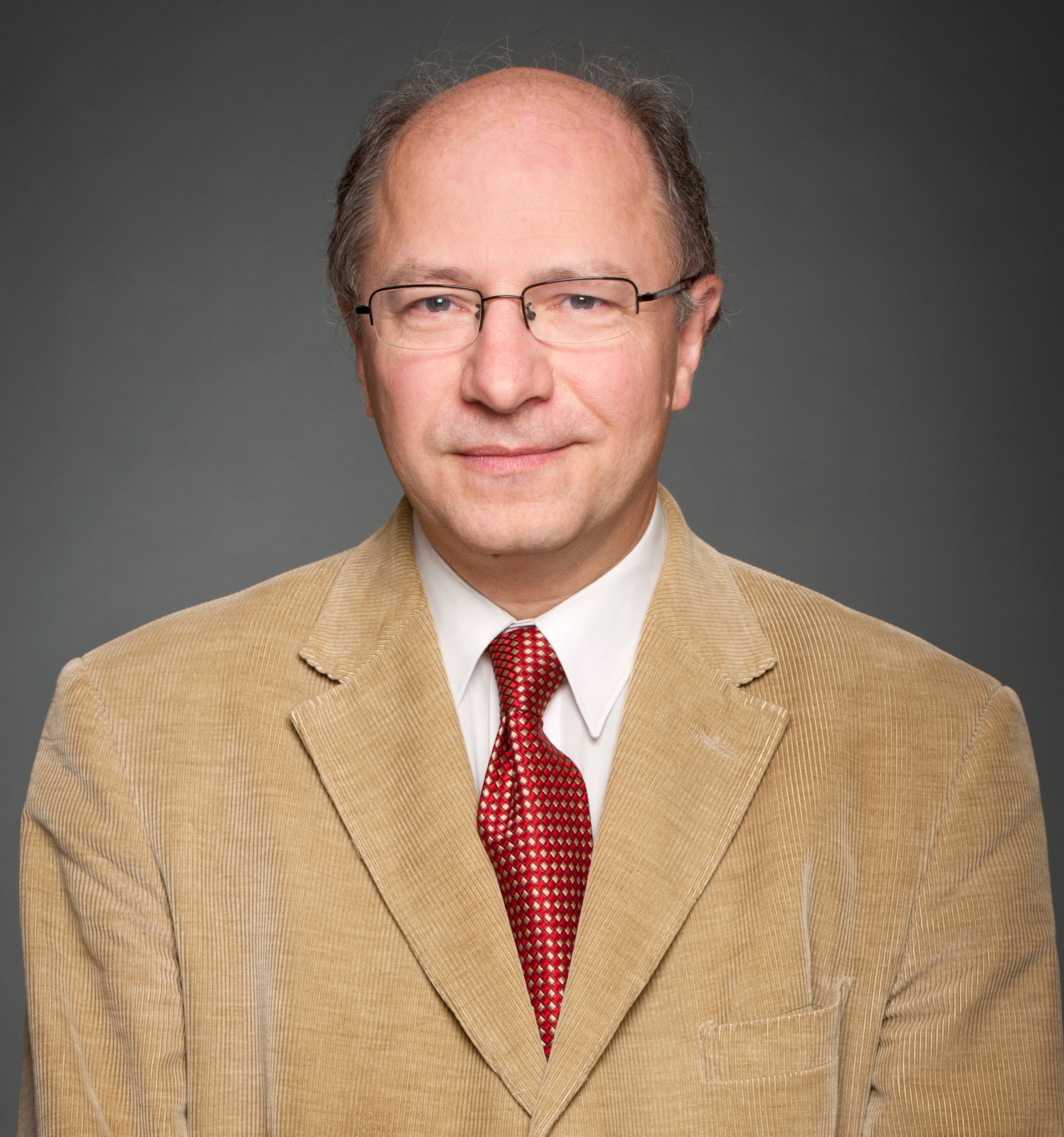 John Packer - Director, HRREC | Directeur, CREDP