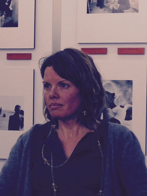 The author, Prof. Karine Vanthyune