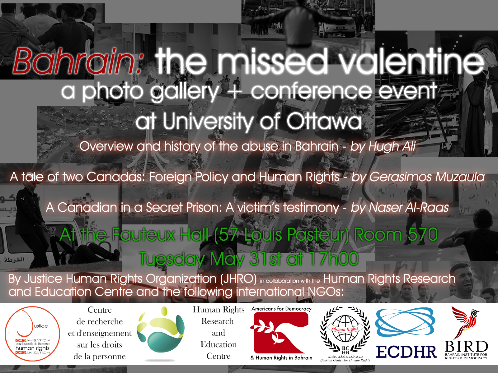 The Missed Valentine - Exhibition | Exposition