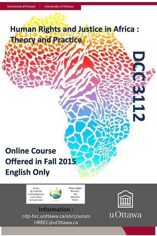 DRC3112 Poster