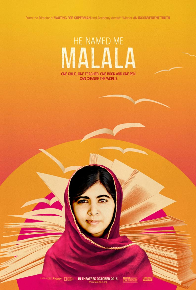 He Named Me Malala - Documentary