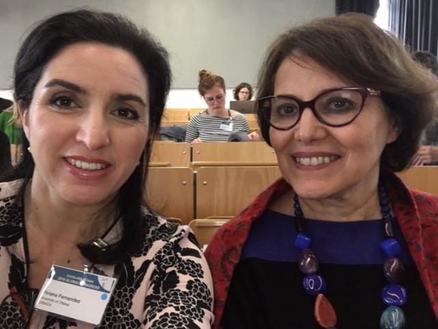 Viviana Fernandez & Homa Hoodfar